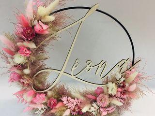 Flower Hoop Léona