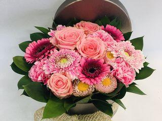Flowerbox Pink Passion
